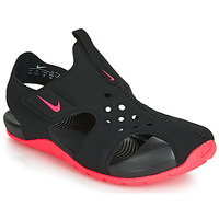 Chaussures Fille Sandales et Nu-pieds Nike SUNRAY PROTECT 2 PS Noir / Rose