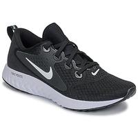 Chaussures Femme Running / trail Nike REBEL REACT Noir / Blanc