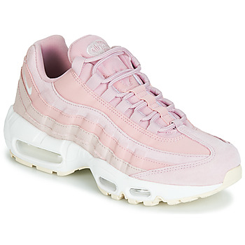 the latest 5aa64 ab0f6 Chaussures Femme Baskets basses Nike AIR MAX 95 PREMIUM W Rose