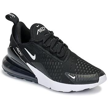 Chaussures Femme Baskets basses Nike AIR MAX 270 W Noir / Blanc