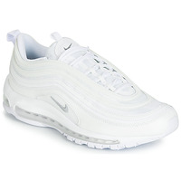 a6dd1a29b5393 Chaussures Homme Baskets basses Nike AIR MAX 97 Blanc   Gris
