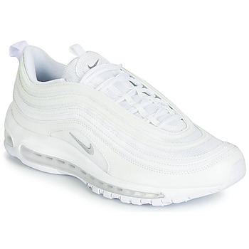 Chaussures Homme Baskets basses Nike AIR MAX 97 Blanc / Gris