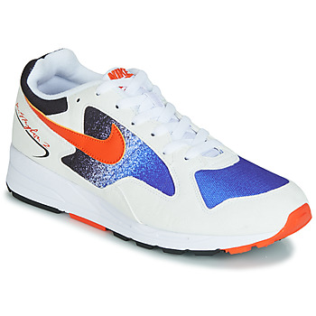 Chaussures Homme Baskets basses Nike AIR SKYLON II Blanc / Bleu / Orange